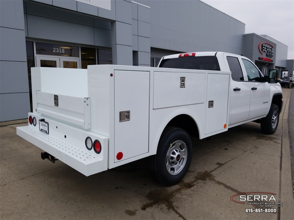 2019 Sierra 2500 Extended Cab 4x2,  Warner Select II Service Body #C92528 - photo 2