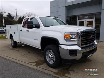 2019 Sierra 2500 Extended Cab 4x2,  Warner Select II Service Body #C92528 - photo 1