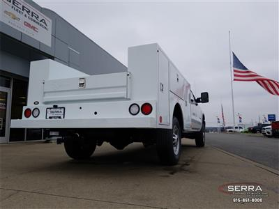 2019 Sierra 2500 Extended Cab 4x2,  Warner Select II Service Body #C92528 - photo 10