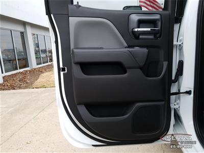 2019 Sierra 2500 Extended Cab 4x2,  Warner Select II Service Body #C92528 - photo 23