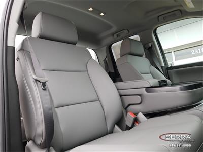 2019 Sierra 2500 Extended Cab 4x2,  Warner Select II Service Body #C92528 - photo 28