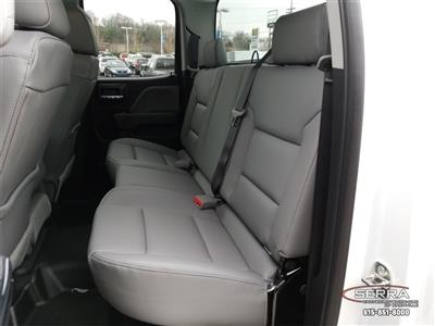 2019 Sierra 2500 Extended Cab 4x2,  Warner Select II Service Body #C92528 - photo 32