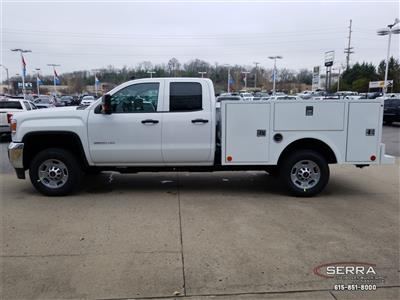 2019 Sierra 2500 Extended Cab 4x2,  Warner Select II Service Body #C92528 - photo 5