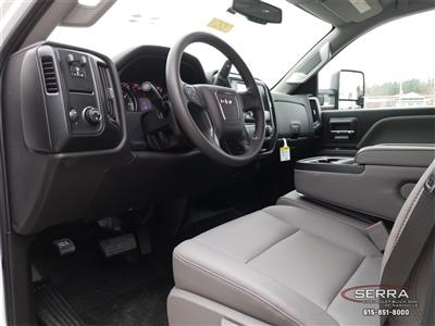 2019 Sierra 2500 Extended Cab 4x2,  Warner Select II Service Body #C92528 - photo 42