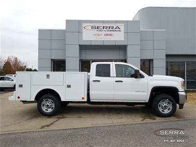 2019 Sierra 2500 Extended Cab 4x2,  Warner Select II Service Body #C92528 - photo 8