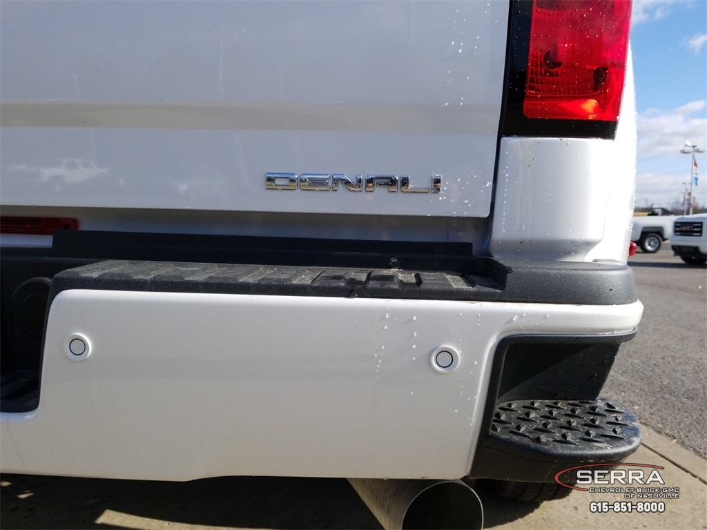 2019 Sierra 3500 Crew Cab 4x4,  Pickup #C92566 - photo 12