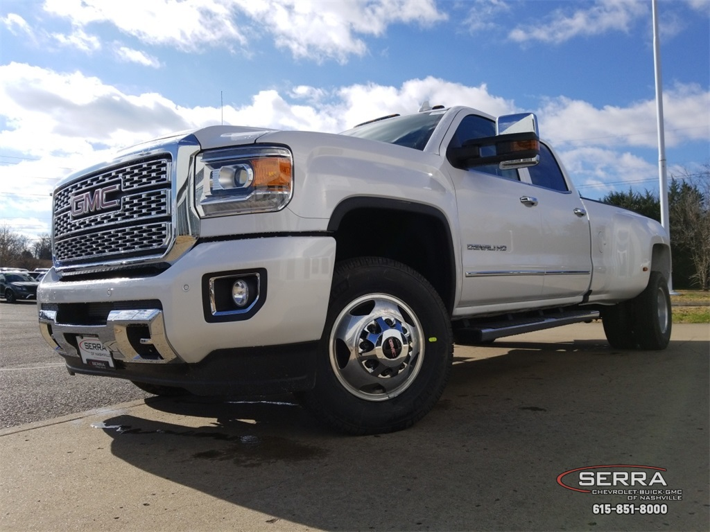2019 Sierra 3500 Crew Cab 4x4,  Pickup #C92566 - photo 20