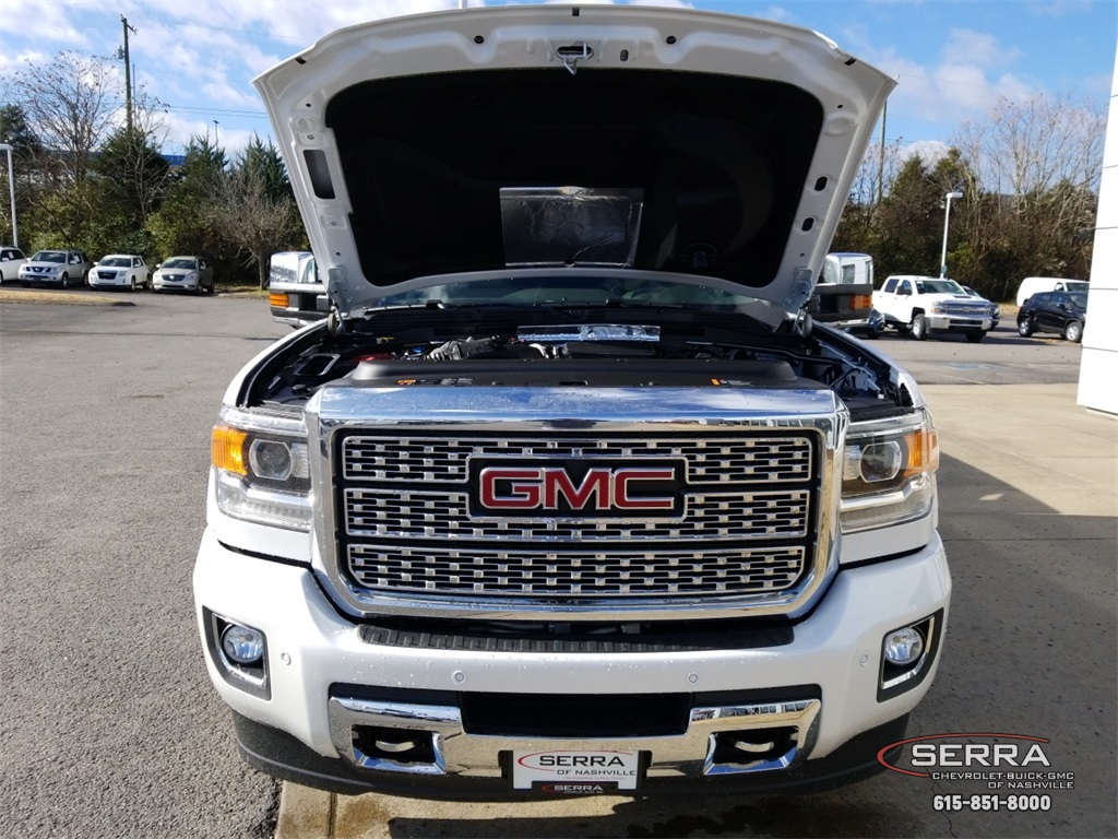2019 Sierra 3500 Crew Cab 4x4,  Pickup #C92566 - photo 22