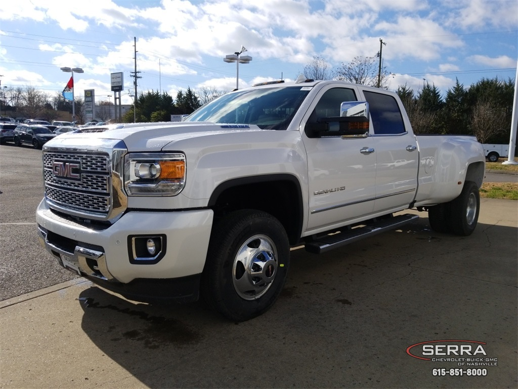 2019 Sierra 3500 Crew Cab 4x4,  Pickup #C92566 - photo 4