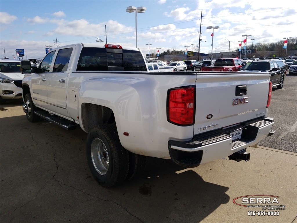 2019 Sierra 3500 Crew Cab 4x4,  Pickup #C92566 - photo 6