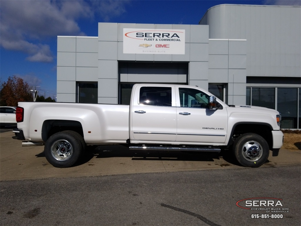 2019 Sierra 3500 Crew Cab 4x4,  Pickup #C92566 - photo 8