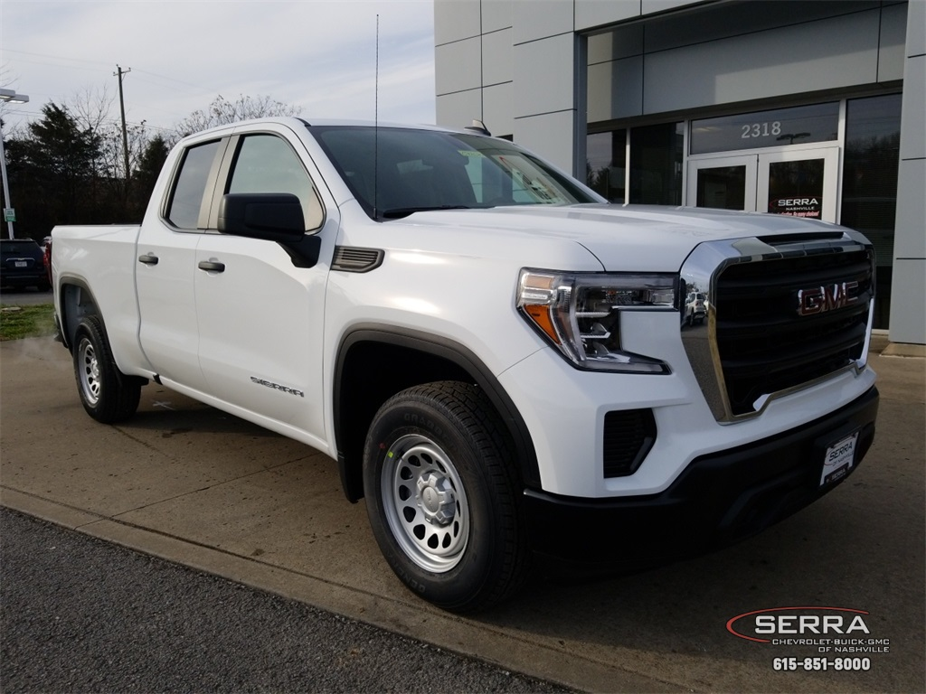 2019 Sierra 1500 Extended Cab 4x2,  Pickup #C92680 - photo 1