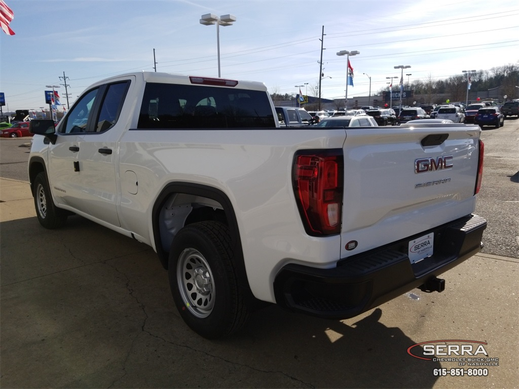 2019 Sierra 1500 Extended Cab 4x2,  Pickup #C92739 - photo 6
