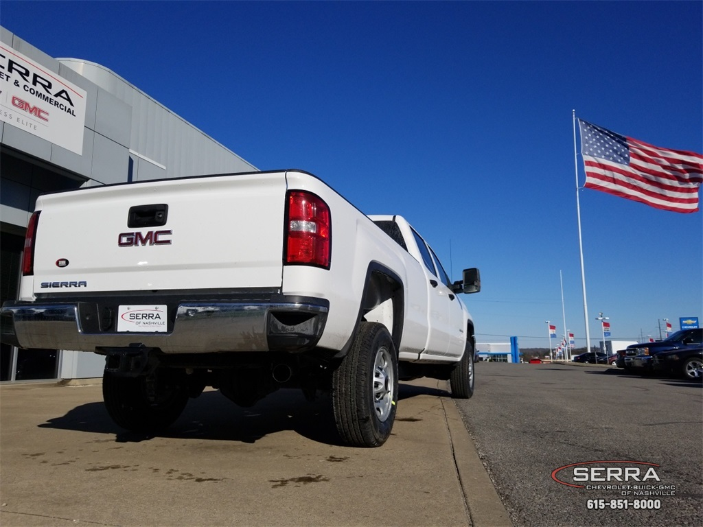 2019 Sierra 2500 Crew Cab 4x2,  Pickup #C92740 - photo 10