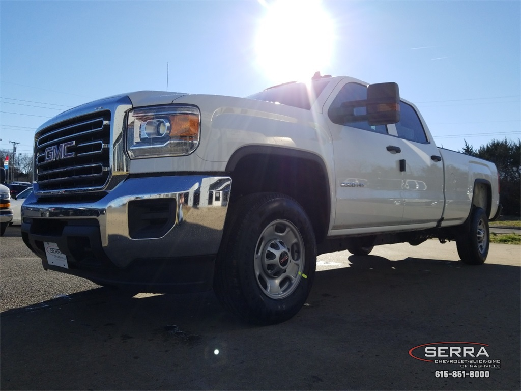 2019 Sierra 2500 Crew Cab 4x2,  Pickup #C92740 - photo 12