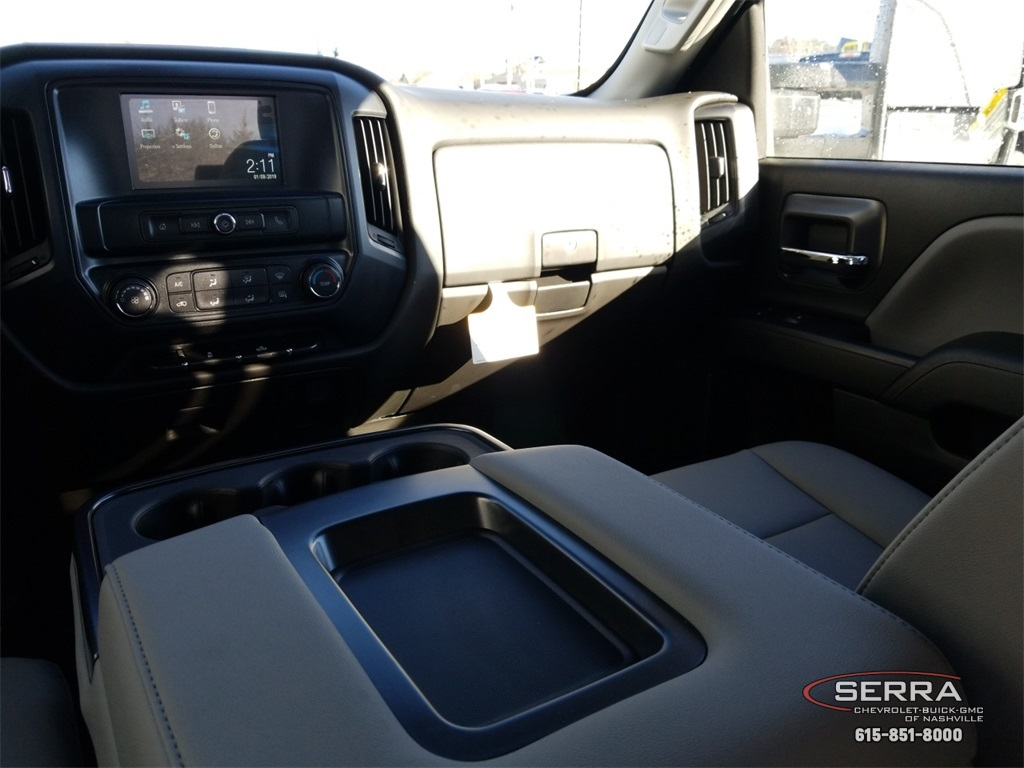 2019 Sierra 2500 Crew Cab 4x2,  Pickup #C92740 - photo 34