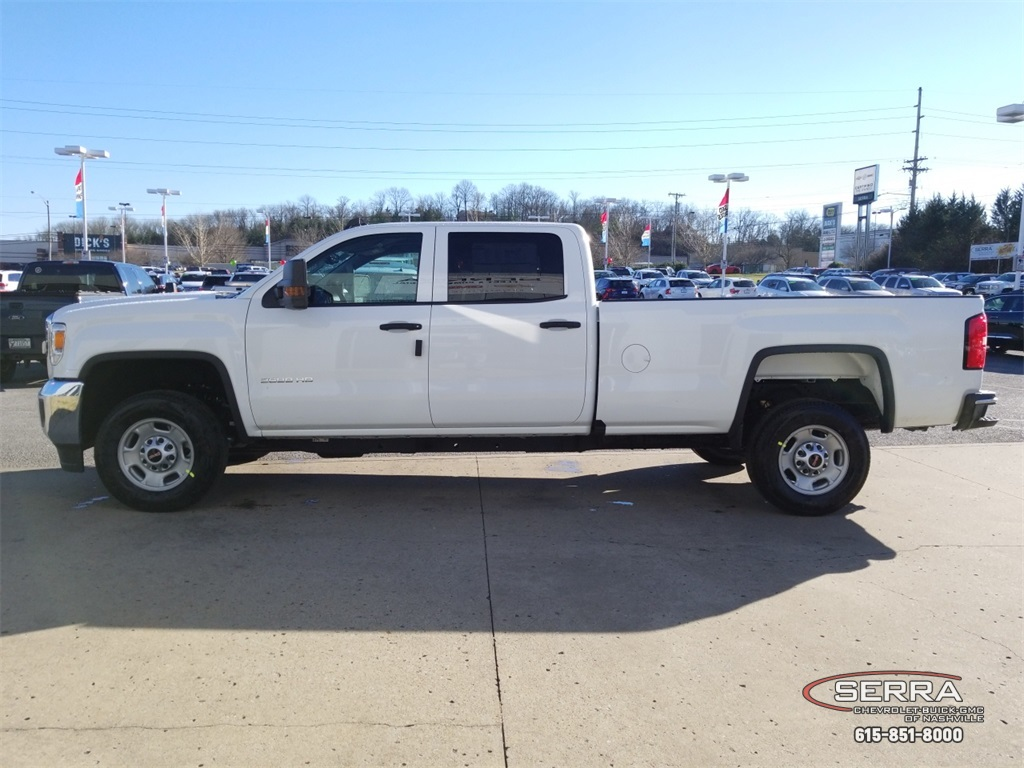 2019 Sierra 2500 Crew Cab 4x2,  Pickup #C92740 - photo 5
