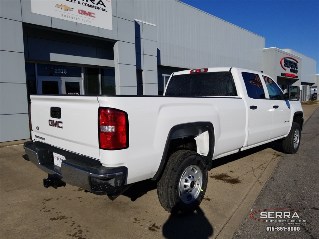 2019 Sierra 2500 Crew Cab 4x2,  Pickup #C92740 - photo 2