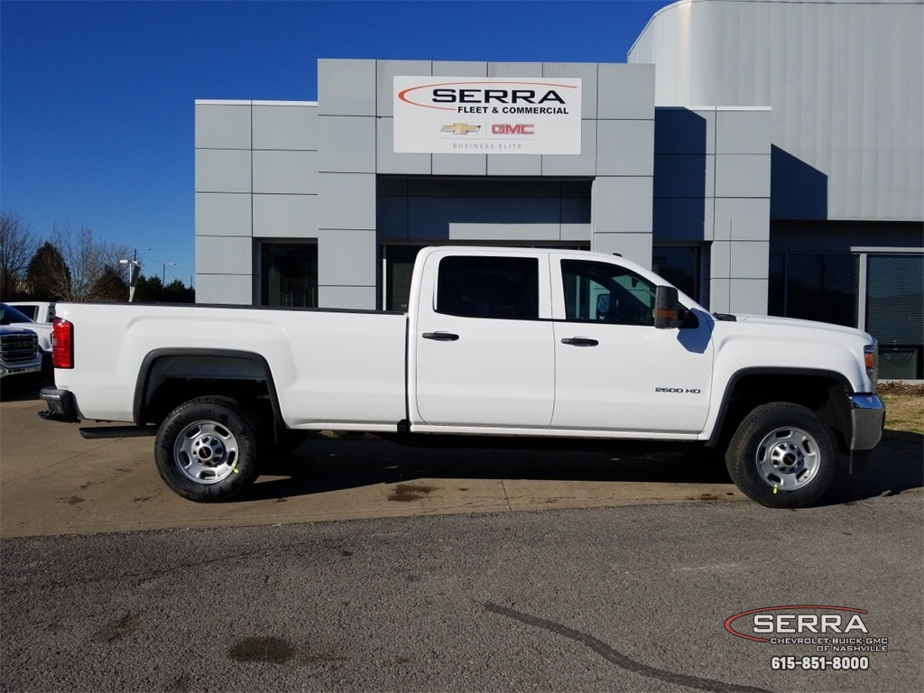 2019 Sierra 2500 Crew Cab 4x2,  Pickup #C92740 - photo 8