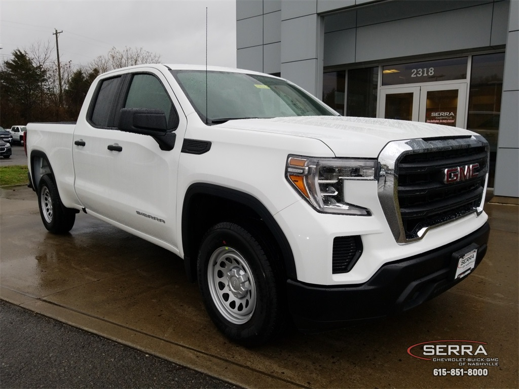 2019 Sierra 1500 Extended Cab 4x2,  Pickup #C92830 - photo 1