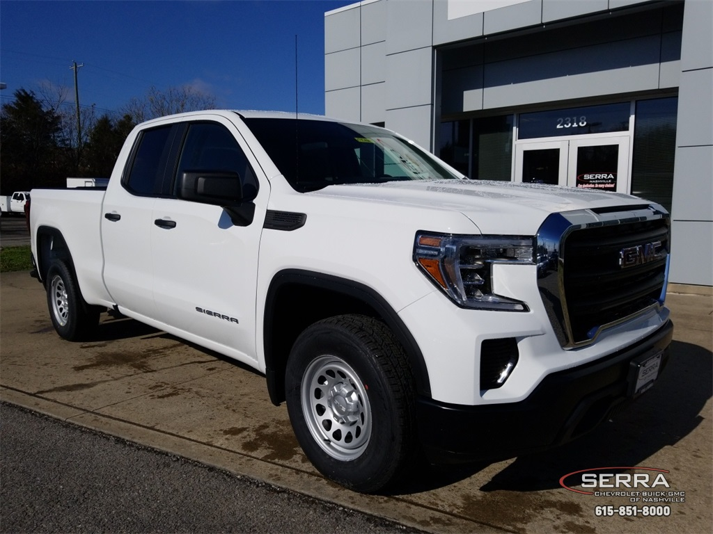 2019 Sierra 1500 Extended Cab 4x2,  Pickup #C92869 - photo 1