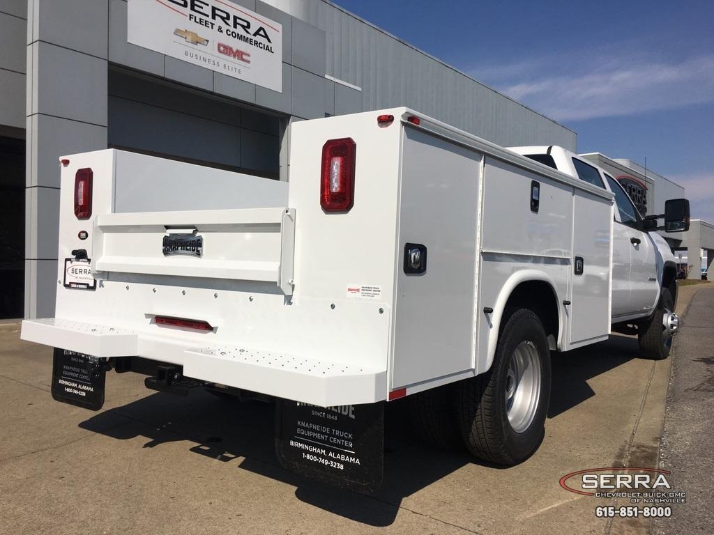 2019 Sierra 3500 Crew Cab DRW 4x2,  Knapheide Service Body #C92949 - photo 1
