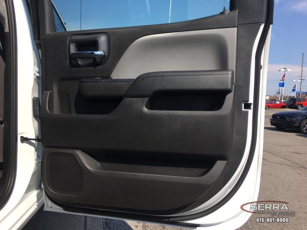 2019 Sierra 3500 Crew Cab DRW 4x2,  Knapheide Standard Service Body #C92949 - photo 38