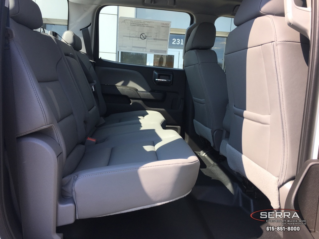 2019 Sierra 3500 Crew Cab DRW 4x2,  Knapheide Standard Service Body #C92949 - photo 39