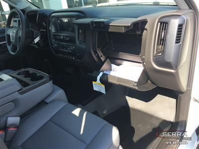 2019 Sierra 3500 Crew Cab DRW 4x2,  Knapheide Standard Service Body #C92949 - photo 44