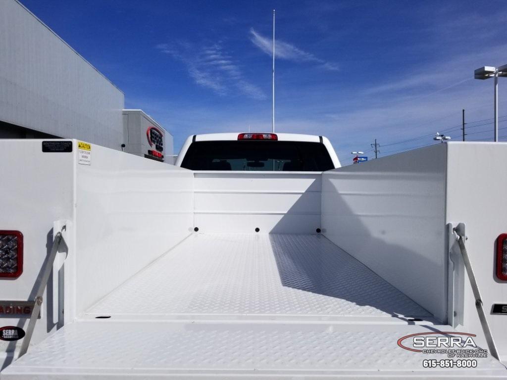 2019 Sierra 2500 Crew Cab 4x2,  Reading SL Service Body #C93054 - photo 10