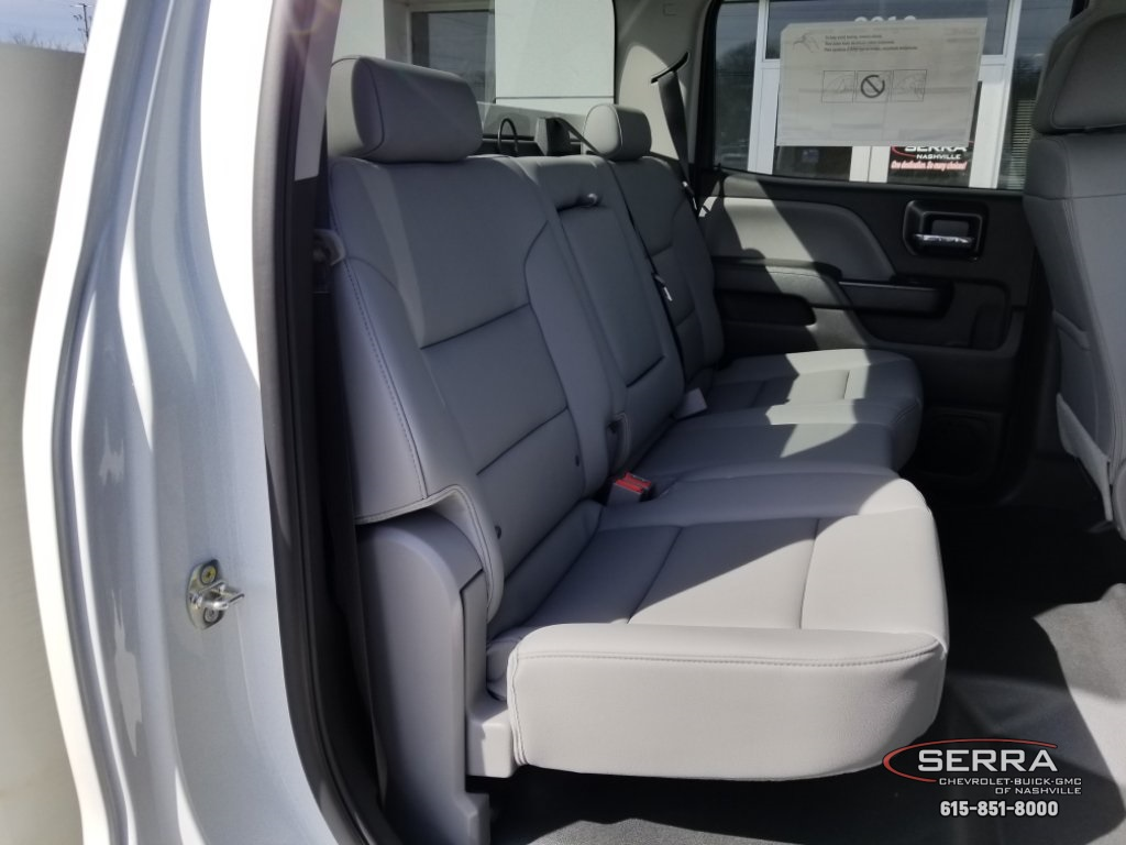 2019 Sierra 2500 Crew Cab 4x2,  Reading SL Service Body #C93054 - photo 30