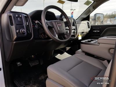 2019 Sierra 2500 Crew Cab 4x2,  Reading SL Service Body #C93054 - photo 42