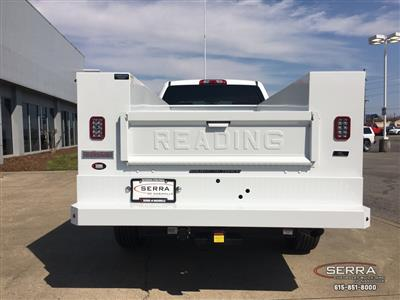 2019 Sierra 2500 Crew Cab 4x2,  Reading SL Service Body #C95130 - photo 11