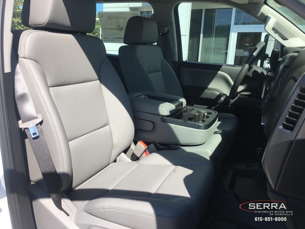 2019 Sierra 3500 Crew Cab DRW 4x4,  Knapheide Standard Service Body #C96337 - photo 40