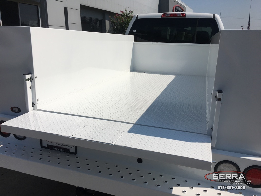 2019 Sierra 2500 Extended Cab 4x2,  Warner Select Pro Service Body #C96343 - photo 12