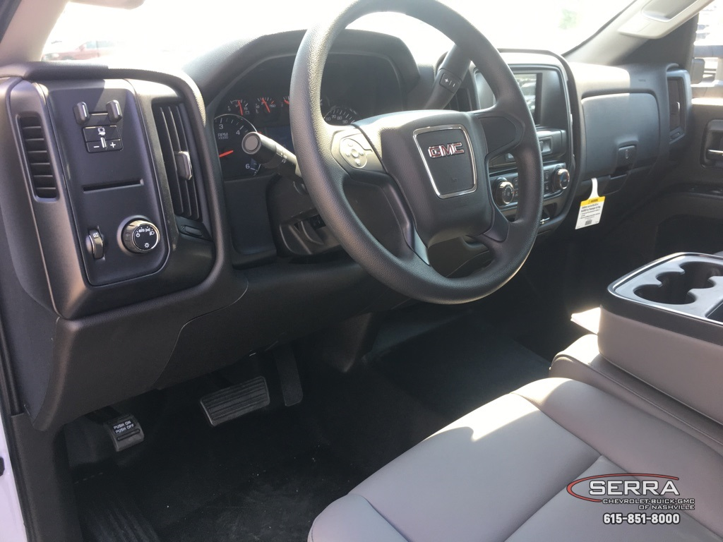 2019 Sierra 2500 Extended Cab 4x2, Warner Select Pro Service Body #C96343 - photo 18