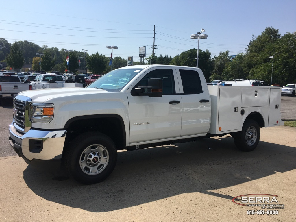 2019 Sierra 2500 Extended Cab 4x2,  Warner Select Pro Service Body #C96343 - photo 4