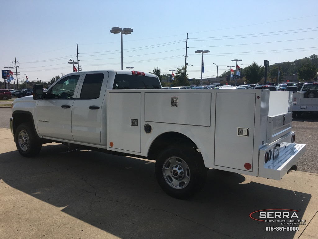 2019 Sierra 2500 Extended Cab 4x2,  Warner Select Pro Service Body #C96343 - photo 5