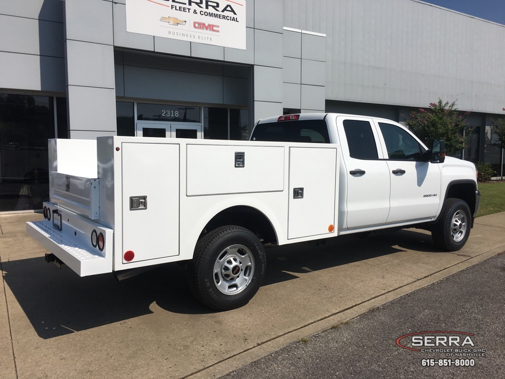 2019 Sierra 2500 Extended Cab 4x2, Warner Select Pro Service Body #C96343 - photo 2