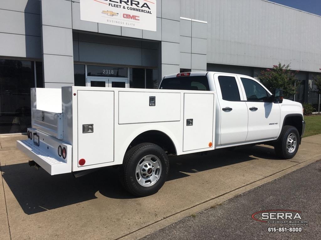 2019 Sierra 2500 Extended Cab 4x2, Warner Service Body #C96343 - photo 1
