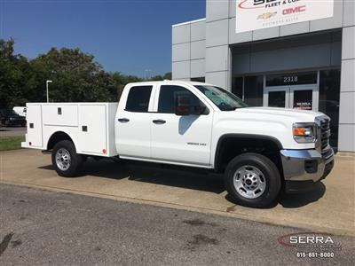 2019 Sierra 2500 Extended Cab 4x2, Warner Select Pro Service Body #C96343 - photo 1