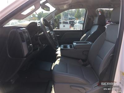 2019 Sierra 2500 Extended Cab 4x2,  Warner Select Pro Service Body #C96343 - photo 19