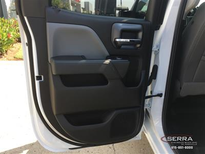 2019 Sierra 2500 Extended Cab 4x2,  Warner Select Pro Service Body #C96343 - photo 28
