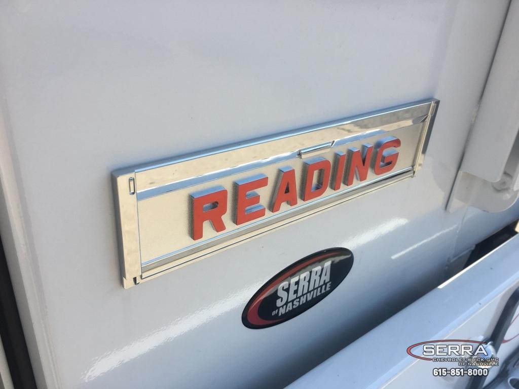 2019 Sierra 2500 Extended Cab 4x2,  Reading SL Service Body #C96452 - photo 14