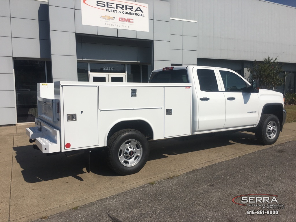 2019 Sierra 2500 Extended Cab 4x2,  Reading Service Body #C96452 - photo 1