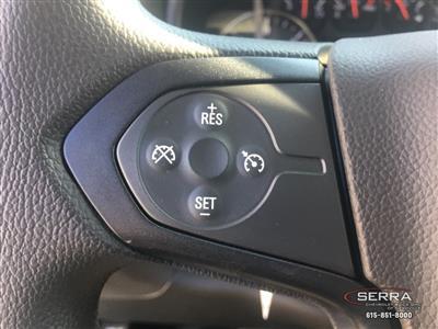 2019 Sierra 2500 Extended Cab 4x2,  Reading SL Service Body #C96452 - photo 25