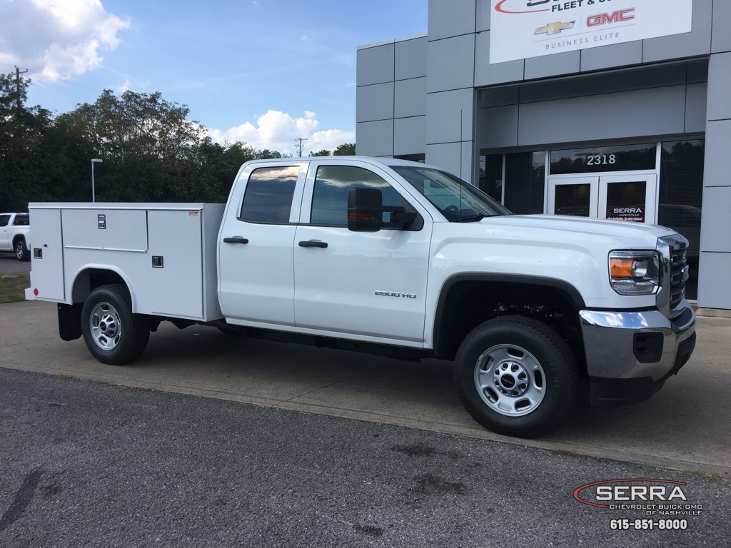 2019 Sierra 2500 Extended Cab 4x2,  Reading SL Service Body #C96453 - photo 1