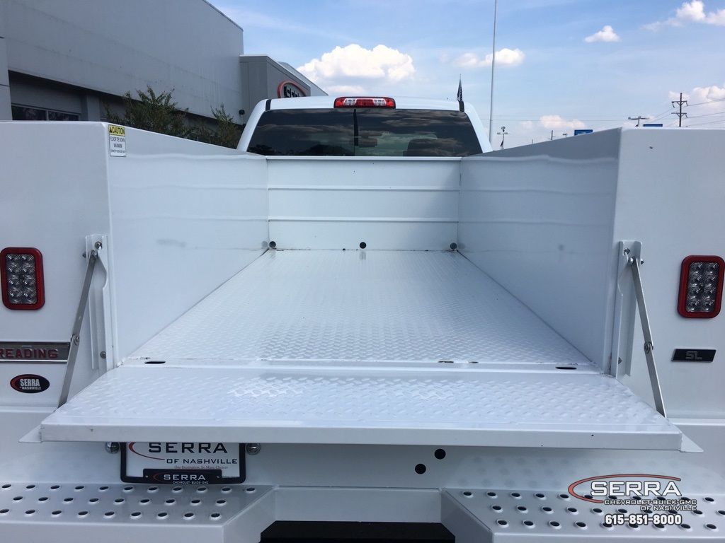 2019 Sierra 2500 Extended Cab 4x2,  Reading SL Service Body #C96453 - photo 14