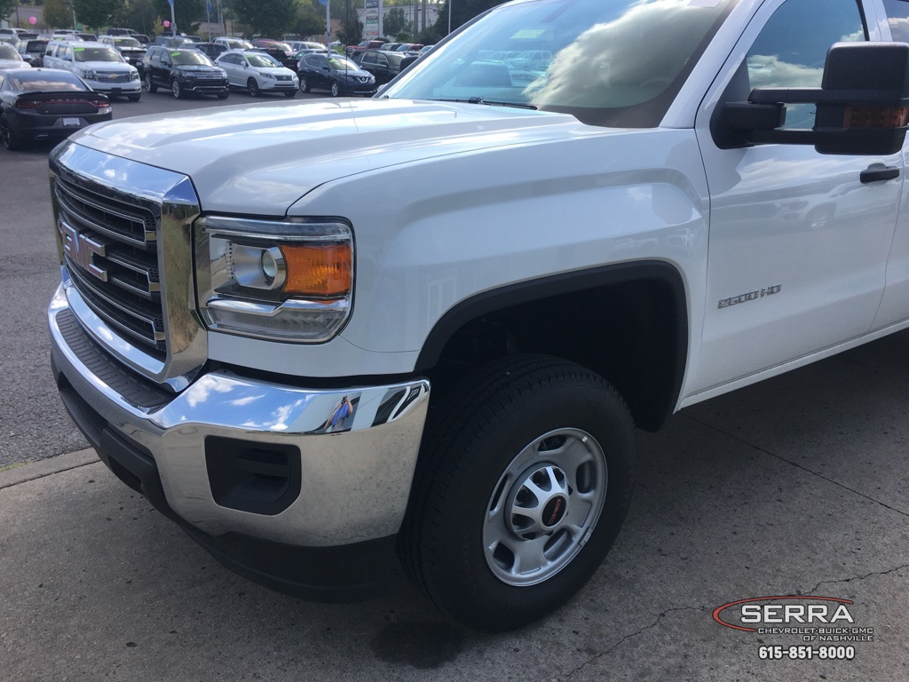 2019 Sierra 2500 Extended Cab 4x2,  Reading SL Service Body #C96453 - photo 18