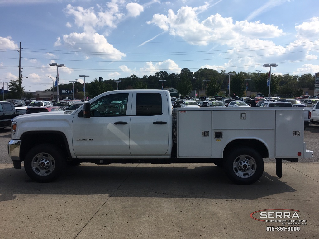 2019 Sierra 2500 Extended Cab 4x2,  Reading SL Service Body #C96453 - photo 5